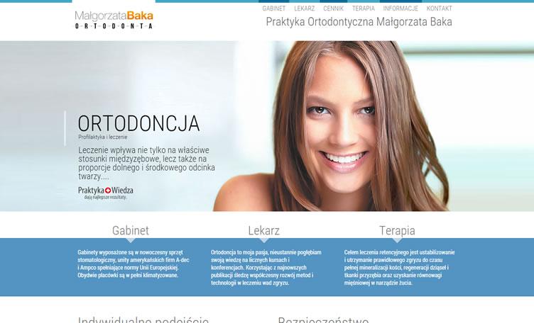 Baka-Ortodonta Praktyka Ortodontyczna