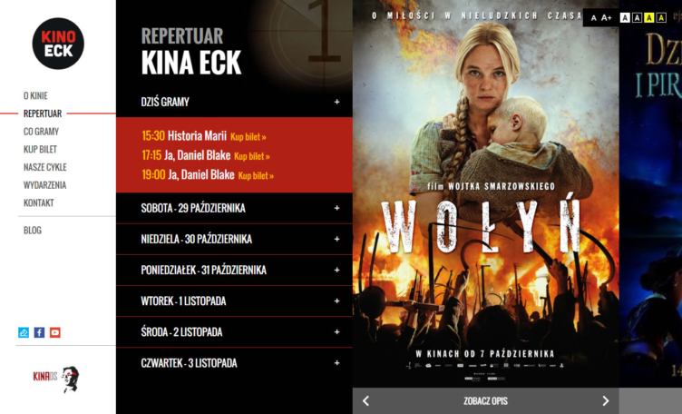 Kino ECK